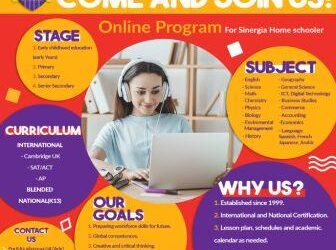 Come and Join Us For Online Homeschooling!